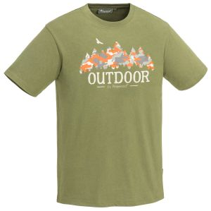 T-SHIRT PINEWOOD® FOREST 5040 - Liściasty