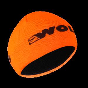 Czapka 2WOLFS WILDBOAR pomarańczowa