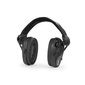 Słuchawki RealHunter Active PRO czarne + okulary