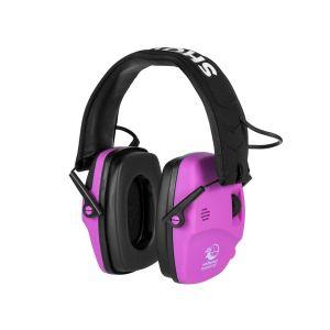Słuchawki RealHunter Active ProSHOT BT różowe