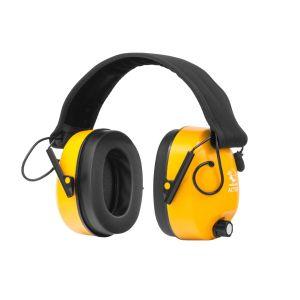 Słuchawki RealHunter Active pomarańczowe