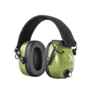 Słuchawki RealHunter Active oliwkowe