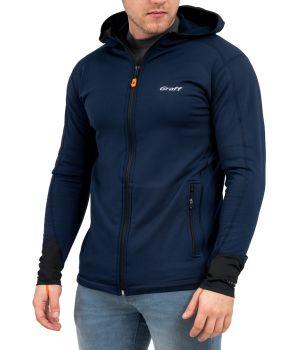 Bluza o właściwościach termoaktywnych 225-BL - Granatowy