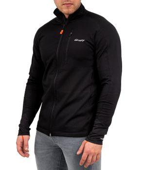 Bluza o właściwościach termoaktywnych 226-BL - Czarny