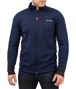 Bluza o właściwościach termoaktywnych 226-BL - Granatowy