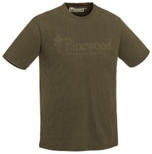 T-SHIRT PINEWOOD® OUTDOOR LIFE 5445 - Oliwka myśliwska