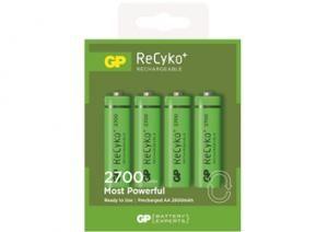 Akumulator AA R6 2700 mAh GP BATTERY ReCyko+