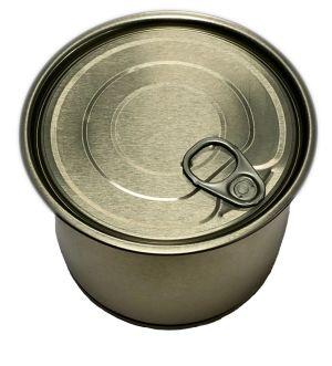 Puszka BÓR HUNTER 650 ml z wieczkiem łatwo-otwieralnym