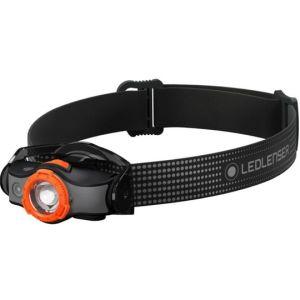 Latarka LEDLENSER MH5 Black/Orange