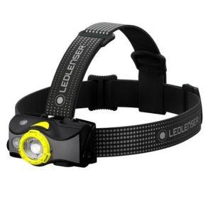 Latarka LEDLENSER MH7 Black/Yellow