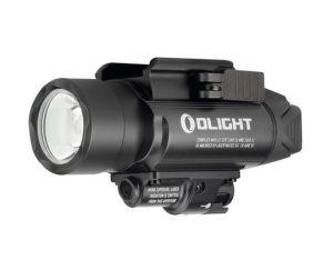 Latarka z celownikiem laserowym OLIGHT BALDR PRO Black - 1350 lumenów