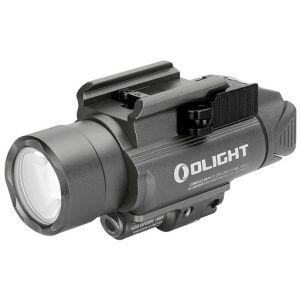 Latarka z celownikiem laserowym OLIGHT BALDR PRO Gunmetal Grey - 1350 lumenów