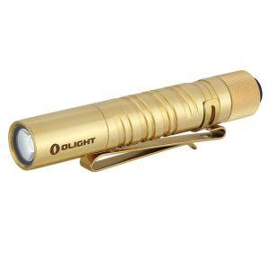 Latarka OLIGHT I3T EOS Limited Edition Brass 180 lumenów