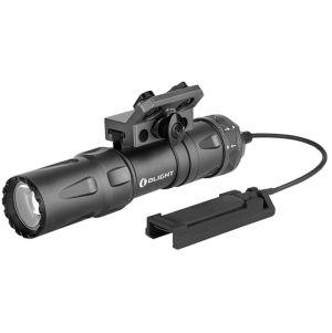 Latarka OLIGHT ODIN MINI Limited Edition Gunmetal Grey z montażem - 1250 lumenów