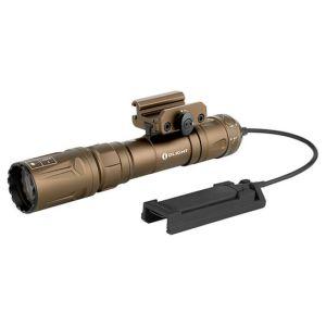 Latarka laserowa LEP OLIGHT ODIN TURBO Limited z montażem Desert Tan - 330 lumenów