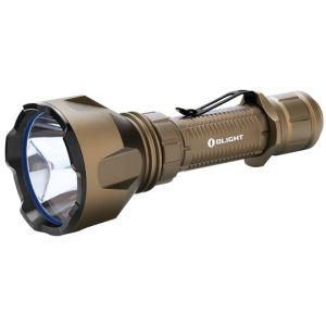 Latarka OLIGHT WARRIOR X TURBO Limited Edition Desert Tan - 1100 lumenów