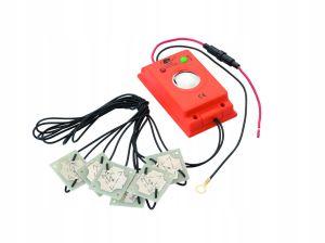 Pastuch elektryczno akustyczny 12 V MARDERfix