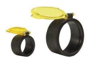 Osłona obiektywu lunety BUSHWACKER żółta nr3 3,05-3,56cm